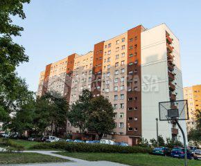 Dwupokojowe mieszkanie przy Parku Lilli Wenedy do wynajęcia