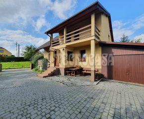 Dom w malowniczej okolicy