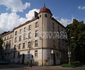 Kraków, Salwator - ul. Prusa