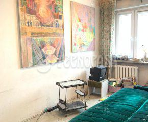 Dwupoziomowe mieszkanie obok metra!