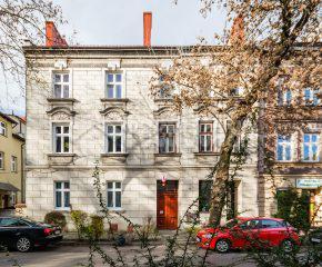 Kraków, Stare Podgórze, ul. Krasickiego