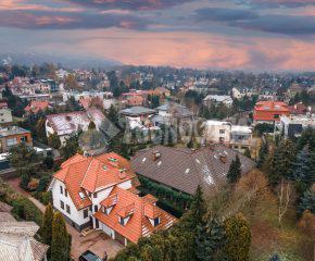 Dom 334 m2 z widokiem na Las Wolski