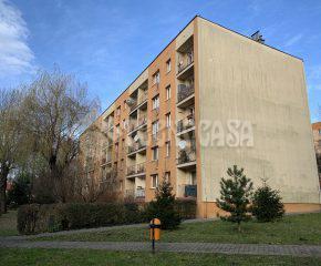 2 pokojowe mieszkanie na pierwszym piętrze, na spokojnym zielonym osiedlu w centrum.