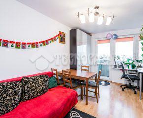 3 pokojowe z jasną kuchnia i balkonem
