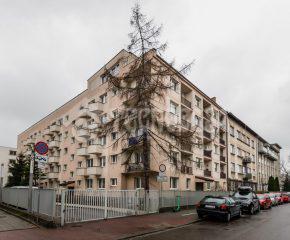 Kraków – Stare Dębniki – ul. Pułaskiego – ok. 34 m2