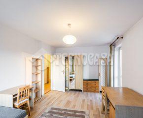 2 osobne pokoje z jasną kuchnią, II piętro