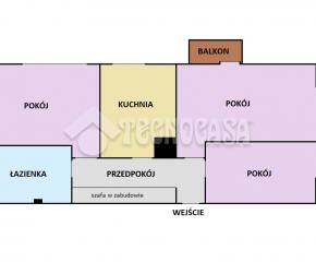 Kraków - Krowodrza - ul. Batalionu Skała
