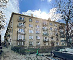 Kraków – Stare Miasto – ul. Humberta – 2 pokoje z balkonami – 48 m2