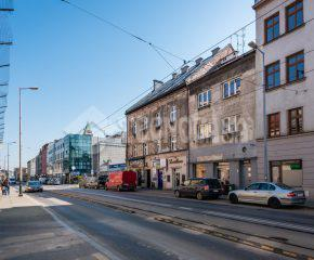 Kraków – Stare Podgórze – ul. Kalwaryjska - INWESTYCJA