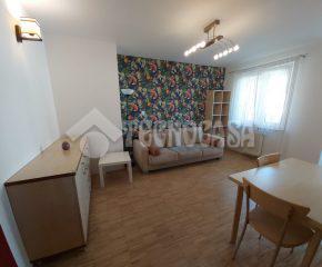 Ładne mieszkanie trzypokojowe - dwa balkony