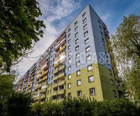 Przestronne 3-pokojowe mieszkanie, korzystny układ pomieszczeń