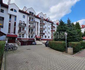 Dwupoziomowe mieszkanie na Ul. Radzikowskiego