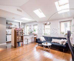 Apartament z garażem podziemnym - Sobieski Residence