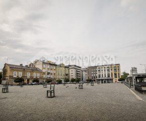 Stare Podgórze – Plac Bohaterów Getta