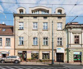 Kraków – Stare Podgórze – ul. Rynek Podgórski