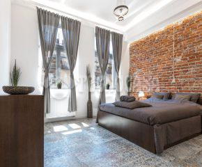2 pokoje - Luksusowy apartament przy Plantach
